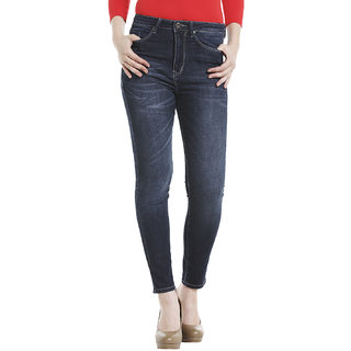 5 pocket cut n sew jeans
