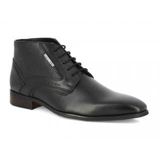 Alberto Torresi Fernal Black Boot