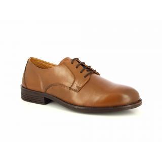 Alberto Torresi Crota Tan formal shoe