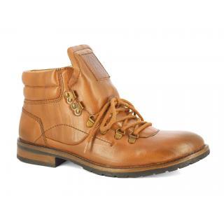 Alberto Torresi Cornat Tan Boot