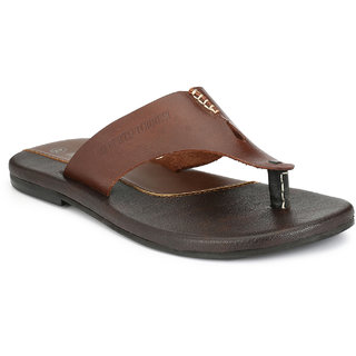 Alberto Torresi Tropical BURGANDY Slippers