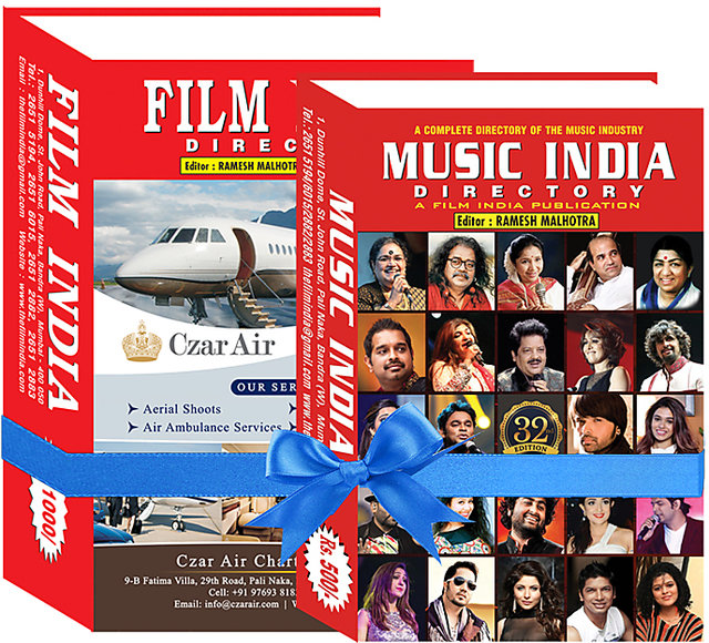Film India Economic Edition + Music India Directory