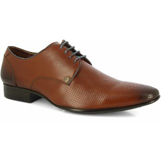 Alberto Torresi Barcelos TAN Formal Shoes