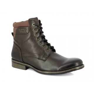 Alberto Torresi Dante Brown Boot