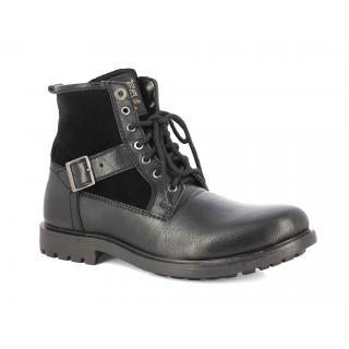 Alberto Torresi Novello BLACK Boot