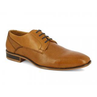 Alberto Torresi Rico Tan Formal shoes