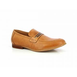 Alberto Torresi Tomasso Tan Formal Shoes