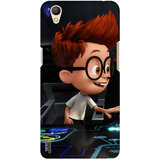 3 Bro  Comic Character High Quality Printed Cover for Oppo A37, Oppo A37F