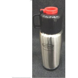 Peponi Aquapolo Thermomax Vacuum Hot  Cold Water Bottle (500 ml)