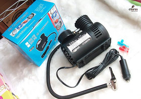 Clearex 250 PSI Air Compressor For Cars And Bikes Tyres