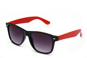 Fair-X Grey UV Protection Wayfarer Sunglasses