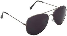 Fair-X Grey UV Protection Aviator Sunglasses
