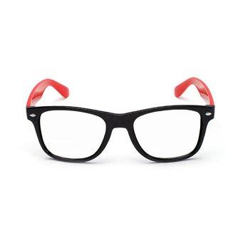 Fair-X Clear UV Protection Wayfarer Sunglasses