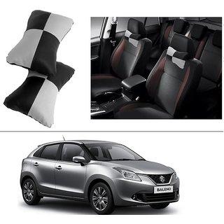 AutoStark Designer Car Seat Neck Cushion Pillow