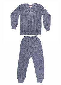 Belmarsh Unisex Top And Pyjama Set Grey
