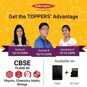 Lakshya Institute Robomate+ Class 12 CBSE Video Lecture