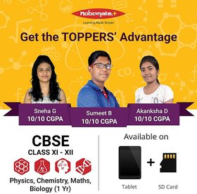 Lakshya Institute Robomate+ Class 11-12 CBSE Video Lect - 130369993