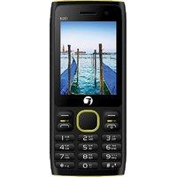 Jivi N201 Black - Yellow Selfie Camera 2.4 Display  800