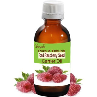 Red Raspberry Seed Oil -Pure & Natural Carrier Oil (15 ml)