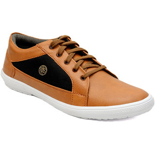 Braavosi Men Tan casual Shoe