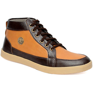 Prolific Men Tan Casual Shoe