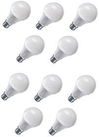 12 W LED Bulb Set Of 10