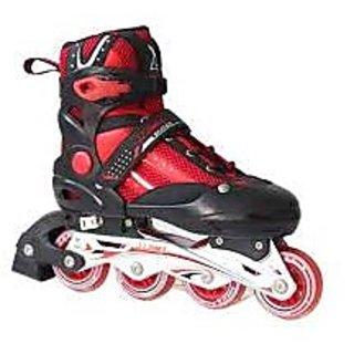 Inline skates steel body