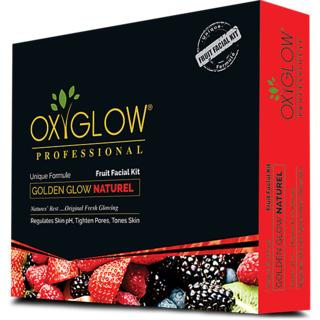 Oxyglow Fruit Facial kit 260g