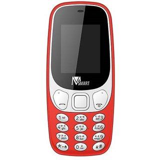 MSmart M3310+ (Dual Sim, 1.8 Inch Display, 1000 Mah Battery)
