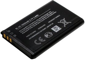 NOKIA 1100i,1108,1110,1112,1116,1200/8,N72,N91 Li Ion Polymer Replacement Battery BL-5C