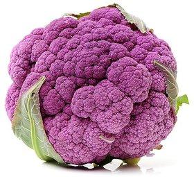 Purple Cauliflower Seeds, Phool Gobhee Seeds Pack of 200 Seeds by AllThatGrows
