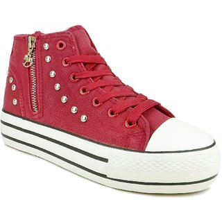 Ripley Punk High Ankle Sneakers
