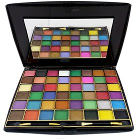 MissRose Professional Make-up Wet 48 color Eyeshadow With AloeveraVitamin E-56g