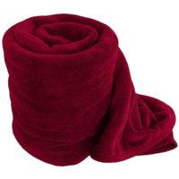 Defloc Single Polar Fleece Plain Blanket Set Of 1