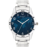 Evelyn Casual Analog Blue Dial Men's And Boys Analog Wa