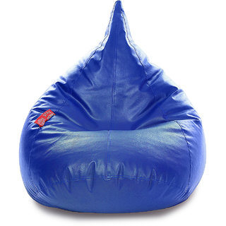 Home Story HumBug Bean Bag XL Size Royal Blue Cover Only