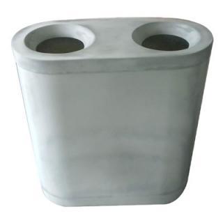 EcoElegant FRP Dustbin Single 10 X29.5