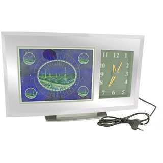 Exclusive Fashionable Table Wall Desk Clock Watches Without Alarm 129