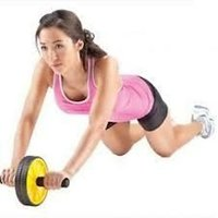 Ab Roller Ab Wheel Abdominal Workout Roller For Ab Exer