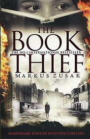 Shopperszones The Book Thief (10th Anniversary Edition) Book