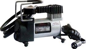 Latest 12V Electric Car Bike Metal Air Compressor Pump Tire Inflator
