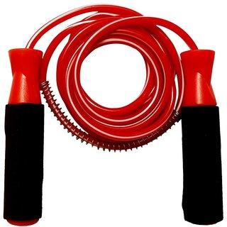 Port Speed  PVC Sleek pencil Skipping Rope (Pack Of 1)