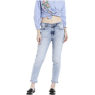 Classic 5 pocket boy fit jeans
