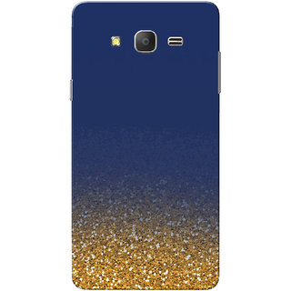 hot sale online 1be63 94b92 Buy Galaxy On7 Case, Galaxy On7 Pro Case, Golden Glitter Blue Slim ...
