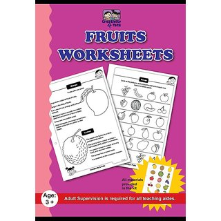 Fruits Worksheets