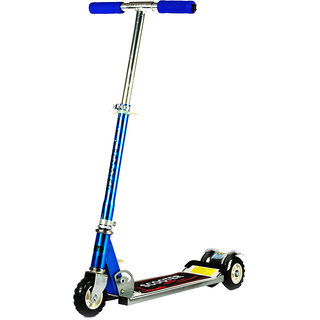 Fantasy India Aluminium Kids Scooter With Tractor Wheels