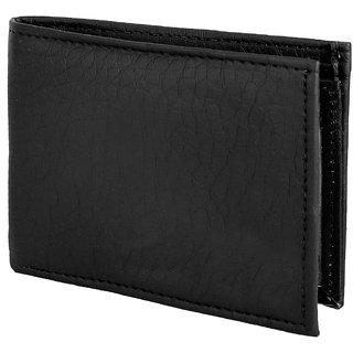 Upshot Black Color Leather Wallet