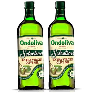 Ondoliva Extra Virgin Olive Oil 1 l Pack of 2