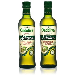Ondoliva Extra Virgin Olive Oil 250 ml Pack of 2