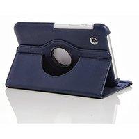 Samsung Galaxy Tab2 P3100, P3110 360' Rotation Case - Dark Blue